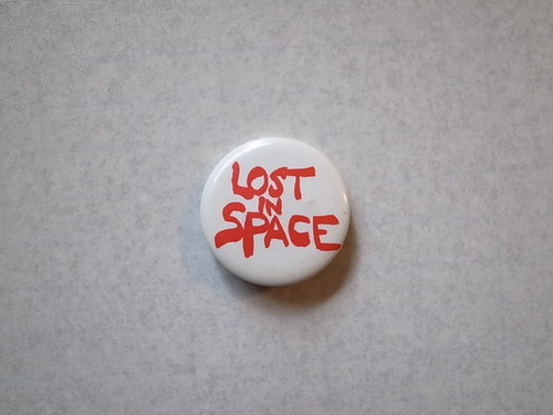 BADGE / LOST IN SPACE