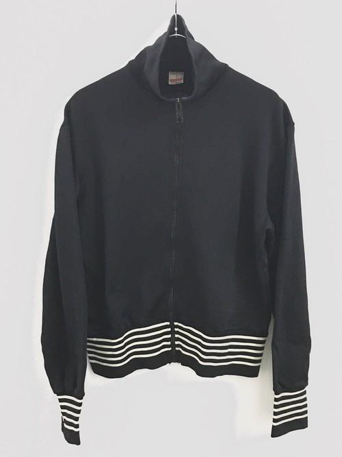Wagner : rib border track jacket (used)