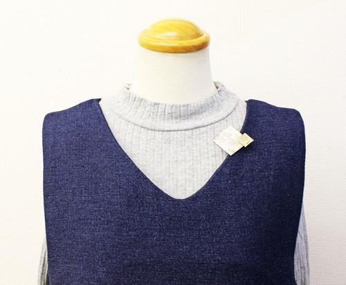 博多織樹脂ブローチ (RB-19) 紫 シルバー ゴールド 金 銀 レジン 和装 着物 浴衣