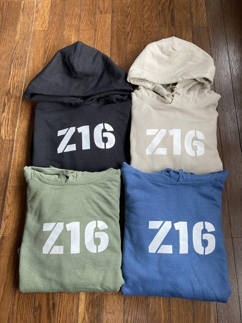 Z16Hooded Sweatshirt  2020