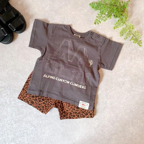 登山用具Tシャツ R307319