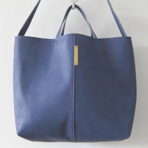 OTONA eco-bag SHOULDER blue
