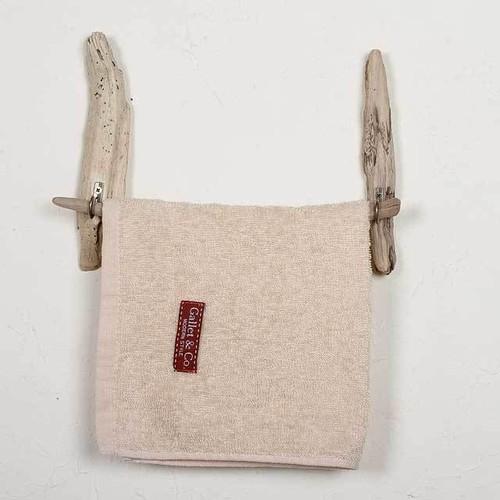 【送料無料】壁掛け流木のキーフック、タオル掛け、アクセサリー掛け-7