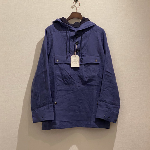LIGHT MOC PARKA (NAVY BLUE) / LOST CONTROL