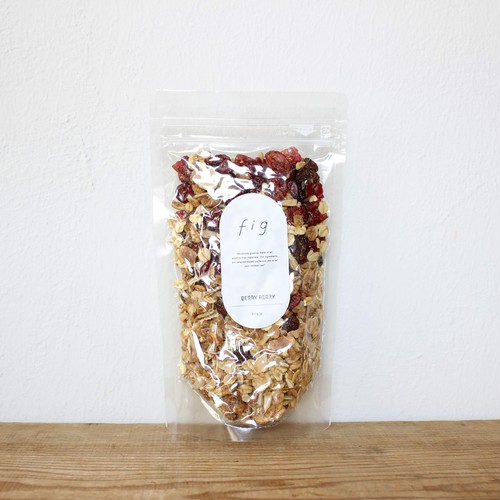 berry berry granola(ベリーベリーグラノーラ) 160g