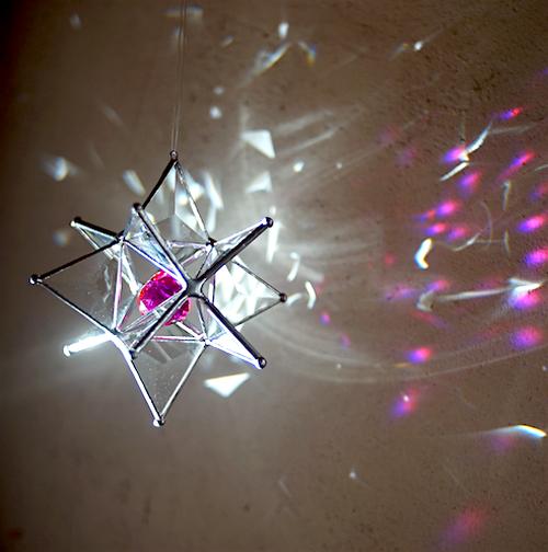 Galaxy Ball - SPNK  ( 3D サンキャッチャー )