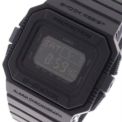 カシオ CASIO 腕時計 メンズ DW-D5500BB-1 Gショック G-SHOCK クォーツ ブラック