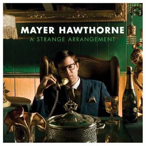 【ラスト1/LP】Mayer Hawthorne - A Strange Arrangement