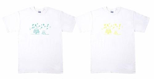 風呂猫Tシャツ