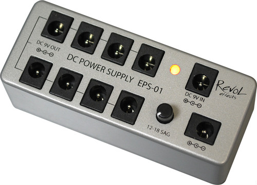RevoL effects (レヴォルエフェクツ) / DC POWER SUPPLY EPS-01