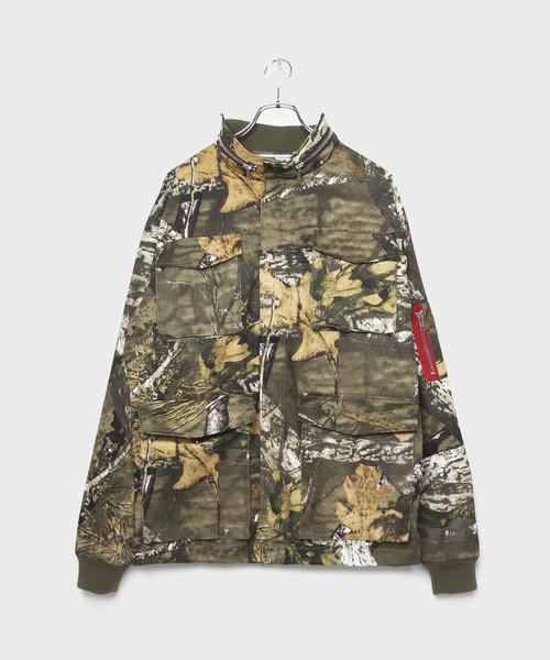 Camouflage BDU Blouson [camo]