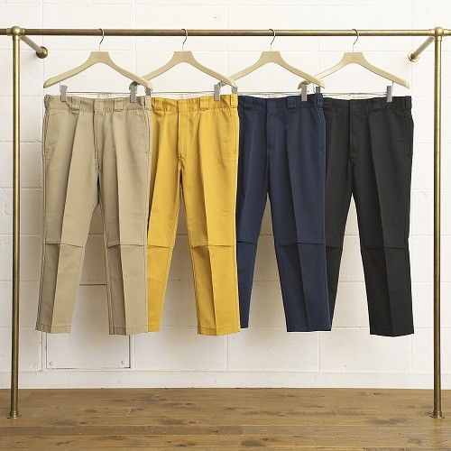 UNUSED×DICKIES two holes knee pants 8%OFF