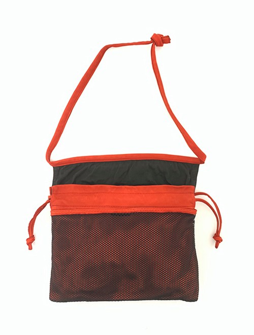 RE.ACT x VINUP 3-Way Red Cross Bag  Red