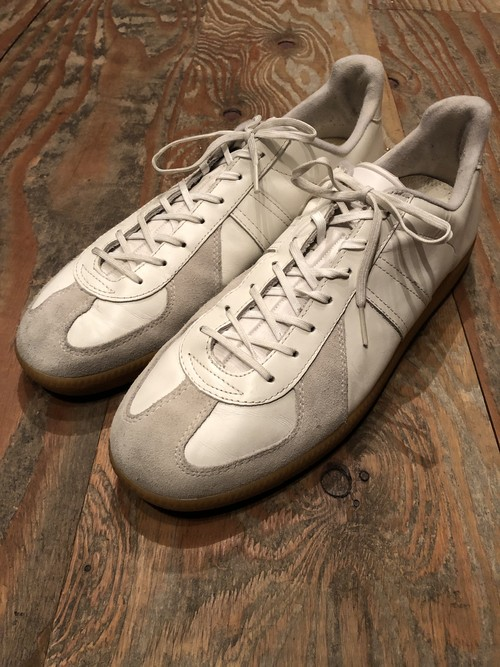 Old German military trainer size 29.0