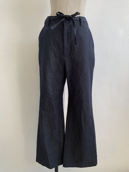 Bilitis dix-sept ans  Cotton/Linen Denim Pants