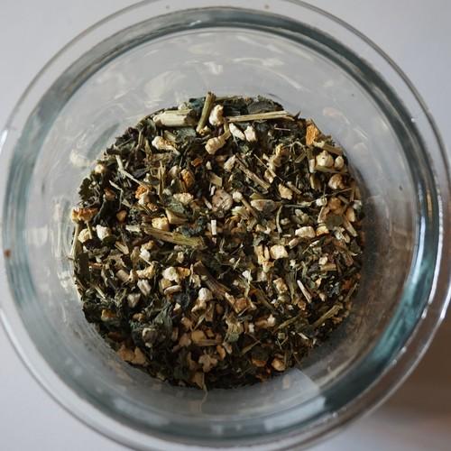 [浄化力] 有機薬草茶 (茶葉量り売り40gまでの注文専用:10g単位)