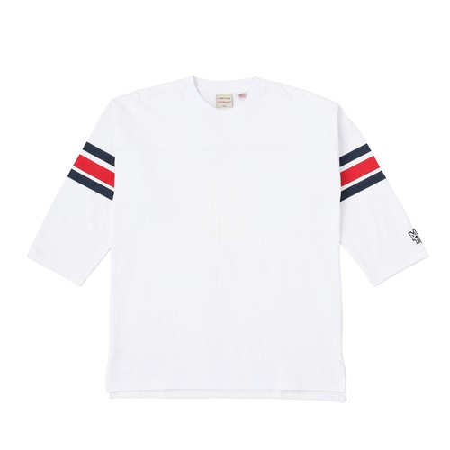 MFC STORE x Goodwear 7L FOOTBALL TEE / WHITE