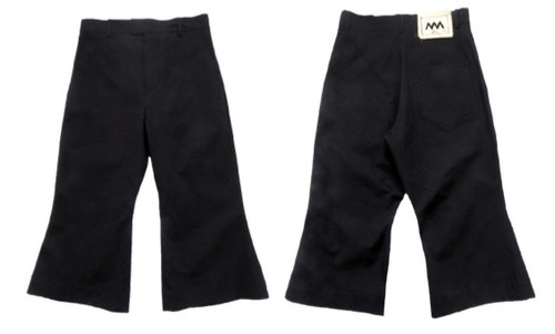 ALEX MULLINS FLARE CROPPED TROUSERS