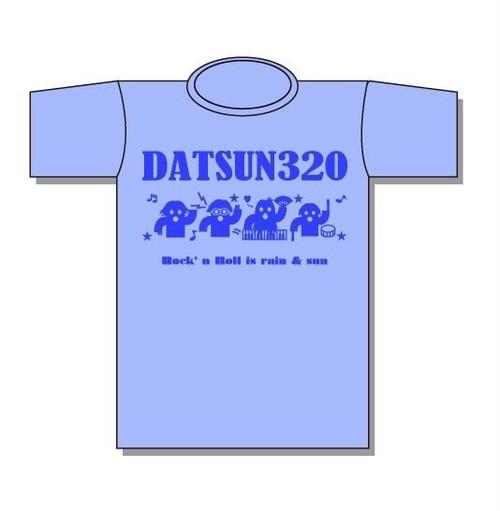 newTシャツ(ヴィンテージ ヘザーブルー)
