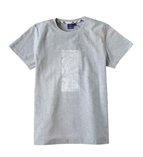 JomonTシャツ(うずまき文様)