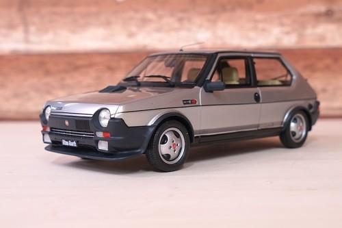 FIAT RITMO 125 TC ABARTH 1:18【税込価格】