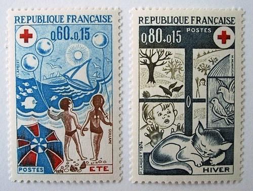 夏と冬 / フランス 1974