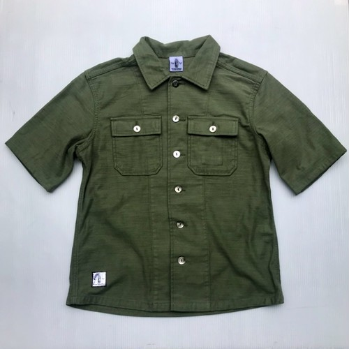 VOLUME ORIGINAL / VINTAGE MILITARY S/S WORK SHIRTS