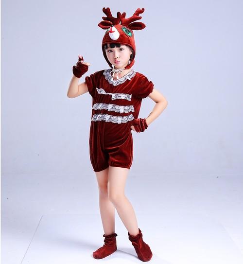 コスプレ 子供用 クリスマス 衣装 トナカイ