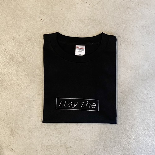 stay she COVID-19 Relief Fund 2020 Tシャツ