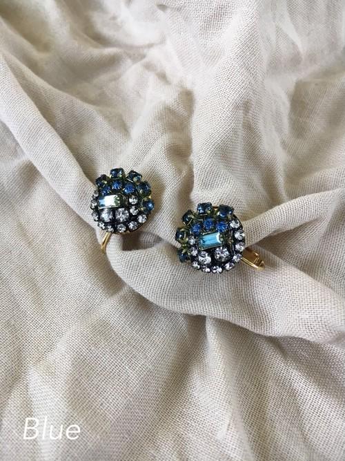 COHAKU    bijou round earring