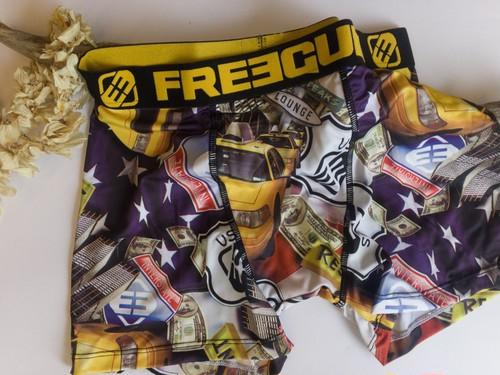 FREEGUN men's underwear