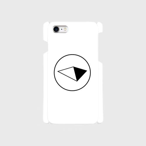 スマホケース iphone8 White