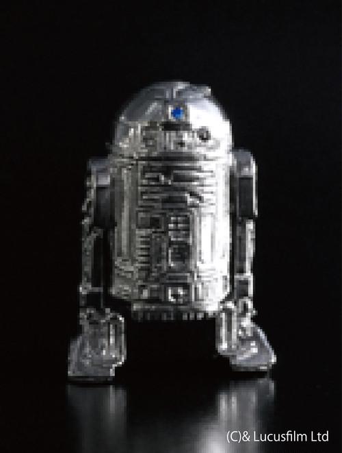 【スター・ウォーズ/ジュエリー】  R2-D2