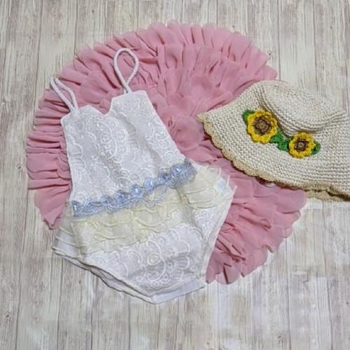 【ベビー服】チュチュドレス
