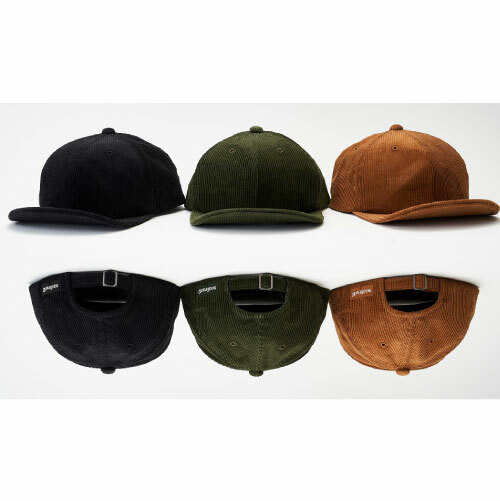 ST-19303 CORDUROY BACK CAP