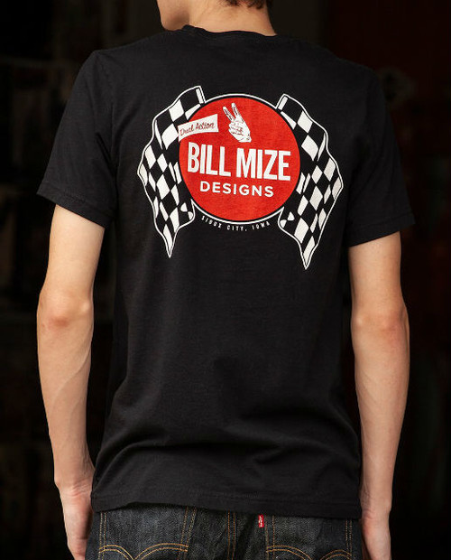 Bill Mize Designs Tee by Stag magazine