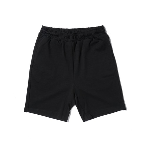 SO ORIGINAL COTTON EASY SHORTS(BLACK)
