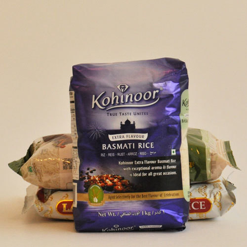 Kohinoor/コヒノール バスマティライス1kg