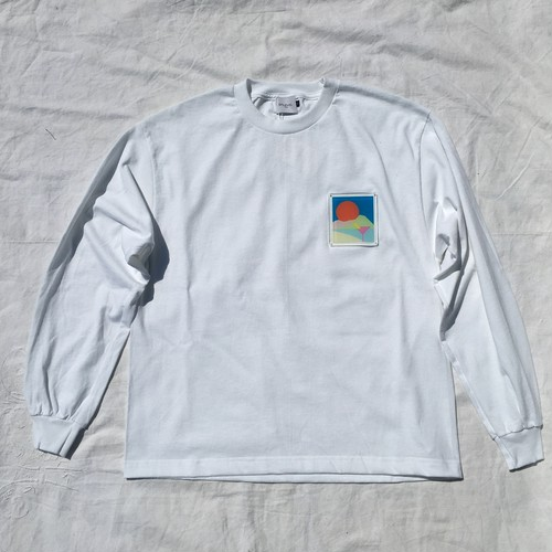 EFILEVOL エフィレボル / My Private Weekend Panel L/S / White