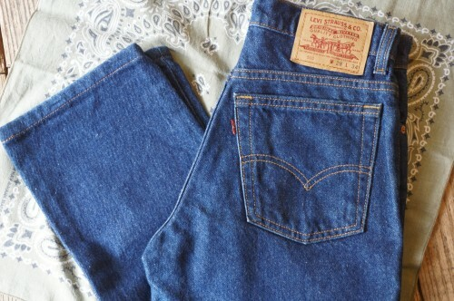 90's Levi's 510 denim Pants