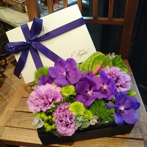 kazukaオリジナルbox violet~ヴァイオレット~