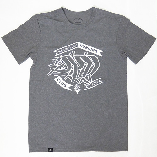 【Mikkeller Running Club】Racing Tee / Gray
