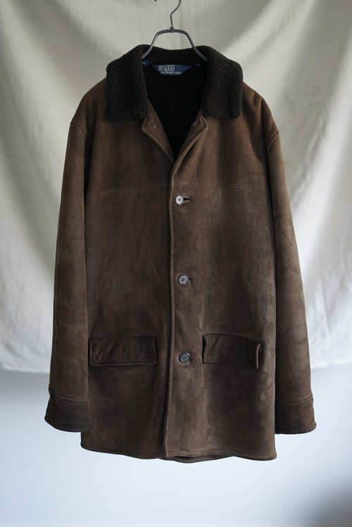 <SOLD OUT>Polo by Ralph Lauren - Sheep Skin Mouton Coat