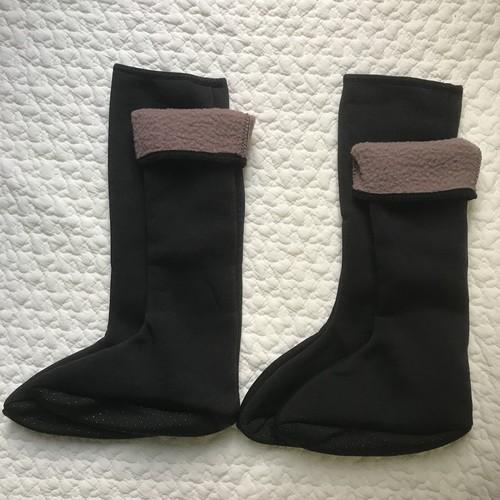 韓国冷えとり靴下 ヨスルポソン ロング2枚セット あったか靴下 ルームシューズルームソックス