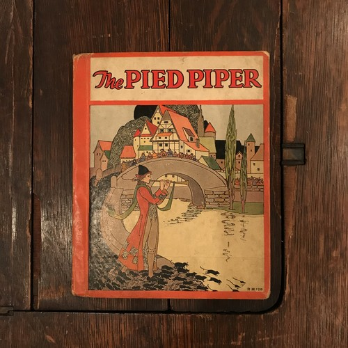 THE PIED PIPER / Wallace C. Wadsworth、絵・Margaret Evans Price