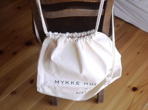 MYKKE HOFMANN/ミケ ホフマン エコバッグ ドイツ ショッパー