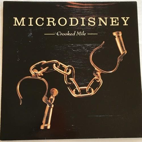 【LP・英盤】Microdisney  /  Crooked Mile