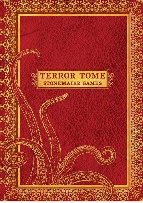 Stonemaier Games トークンセット 「Terror Tome」