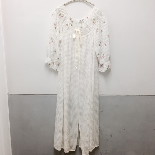 negligee long gown
