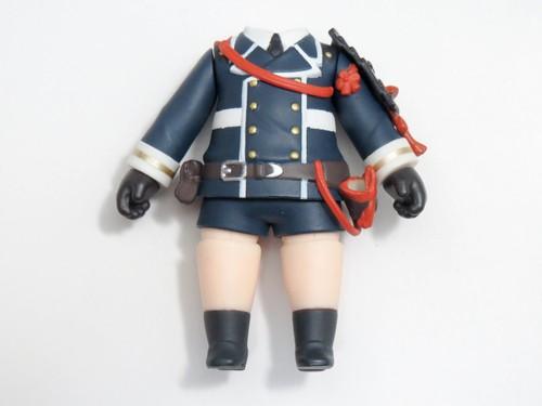 【SALE】【594】 薬研藤四郎 体パーツ 戦闘服 ねんどろいど